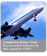 Affiliate Member Benefits - Airfare for 2